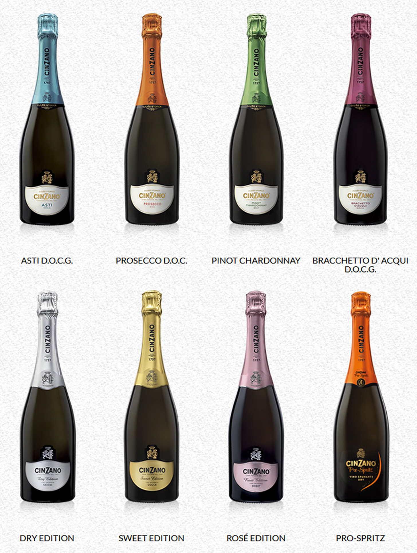 Французское шампанское: виды и названия