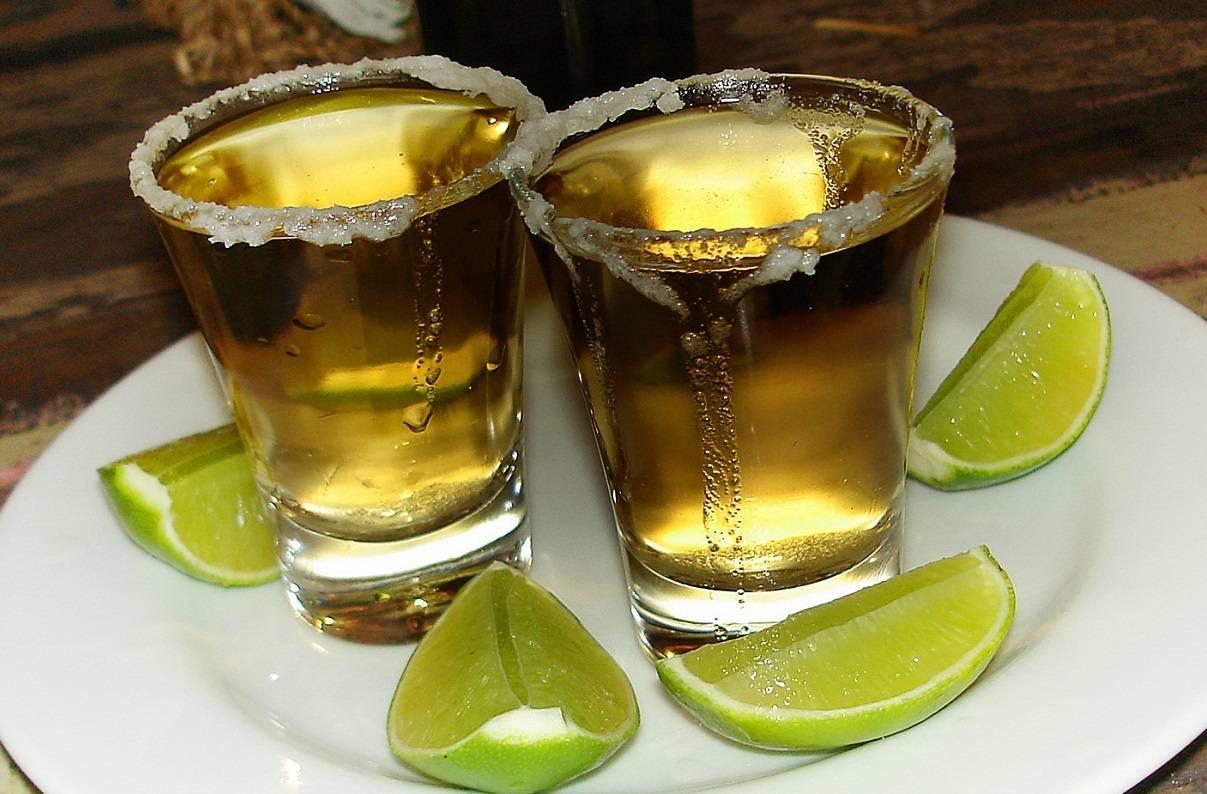 С чем пить текилу? – 12 способов