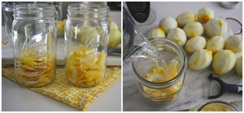 Лимонная настойка: 9 рецептов в домашних условиях