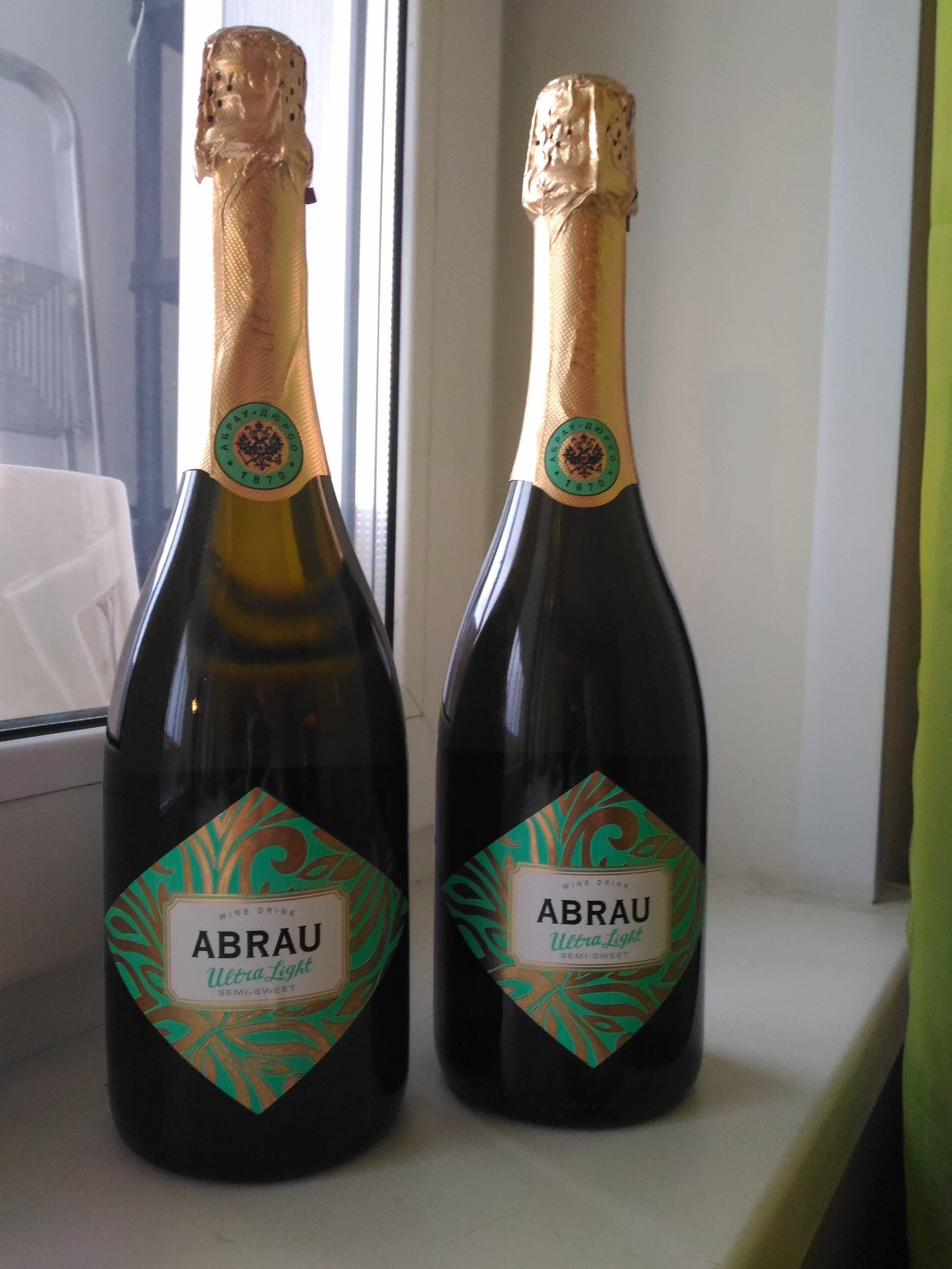 Путь от «абрау-дюрсо» до бренда «советское шампанское»