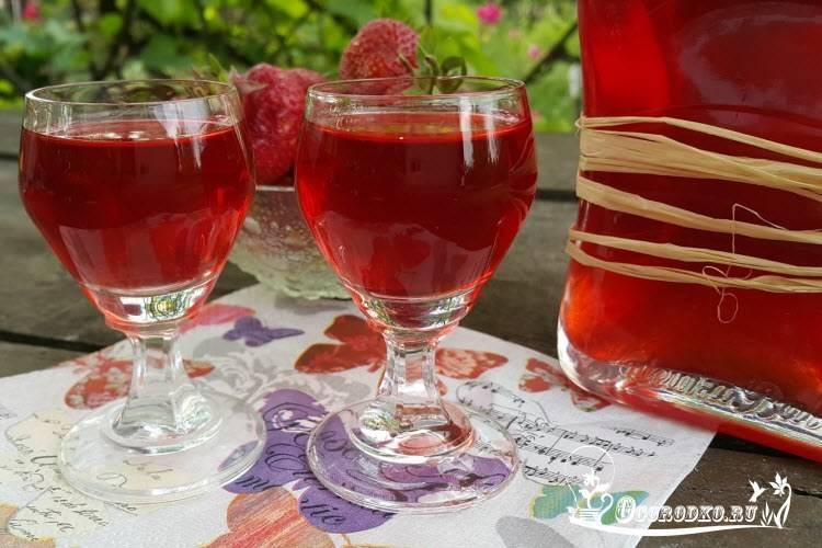 Клубничный ликер ксю ксю в домашних условиях: рецепт приготовления из свежей и замороженной клубники
