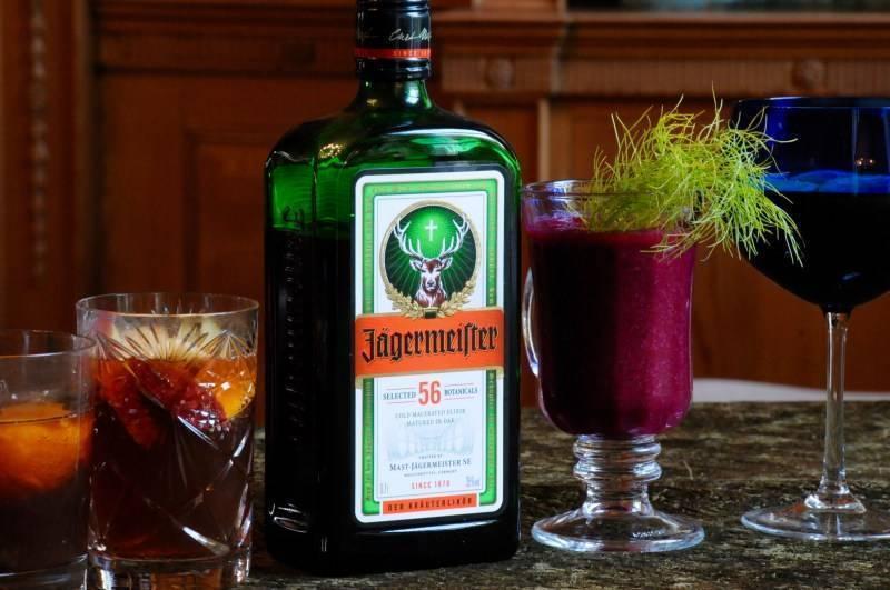 Напиток егермейстер, история возникновения, как правильно пить ликёр