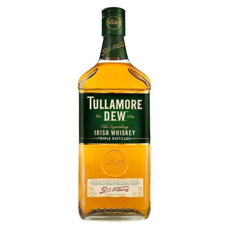 Виски tullamore dew истинно ирландский!