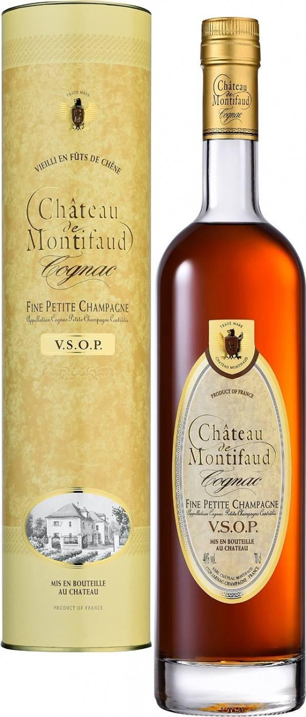 Коньяк chateau de montifaud (шато де монтифо): состав напитка, его история и производство