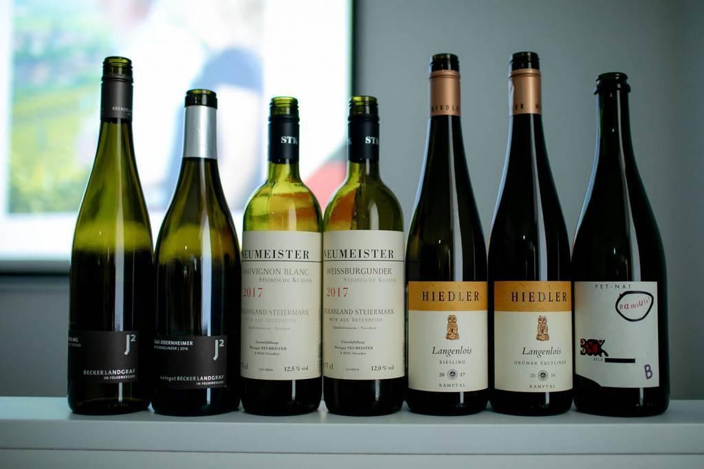 Австрия — регионы виноделия и австрийские вина