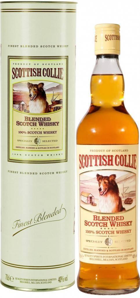 Обзор виски scottish collie (скоттиш колли)