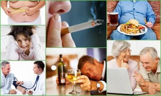 Как курение влияет на холестерин в крови?