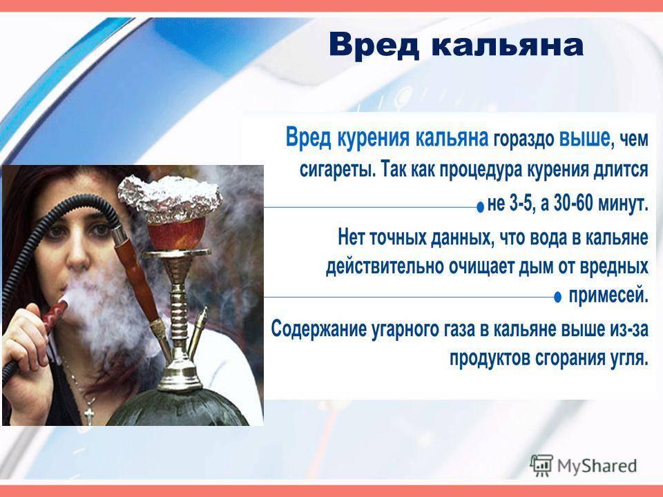Можно ли курит кальян когда болит горло