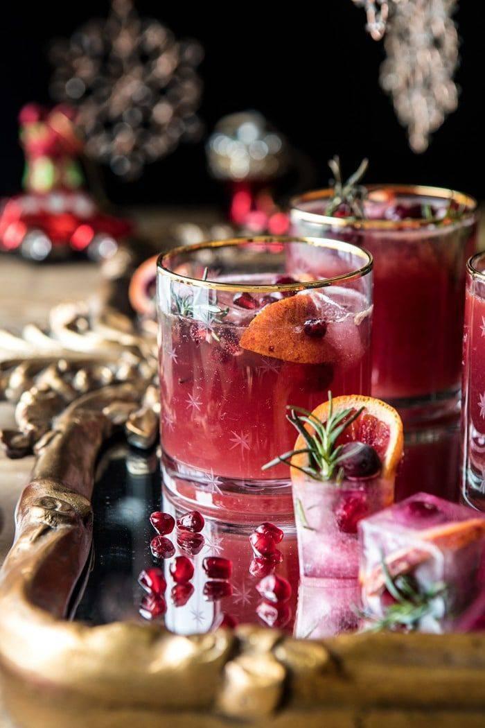 Новогодние алкогольные коктейли, которые должны быть на столе
