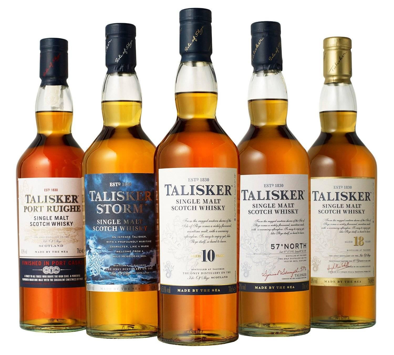 Виски talisker (талискер), 10 лет, и его особенности
