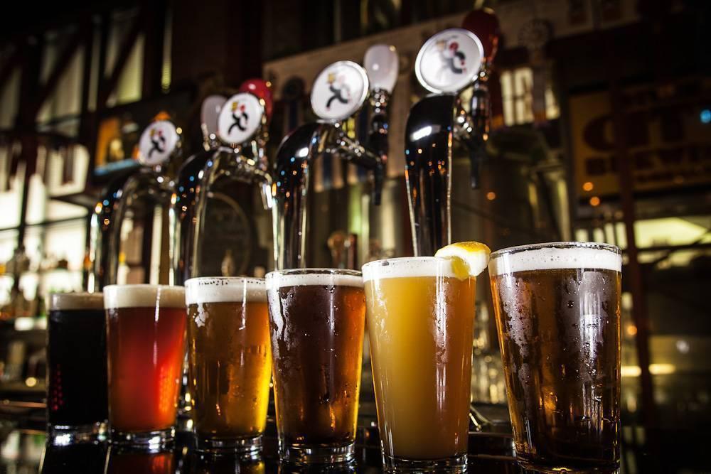 Что такое крафтовое пиво, чем оно отличается от обычного?   bezprivychek.ru
