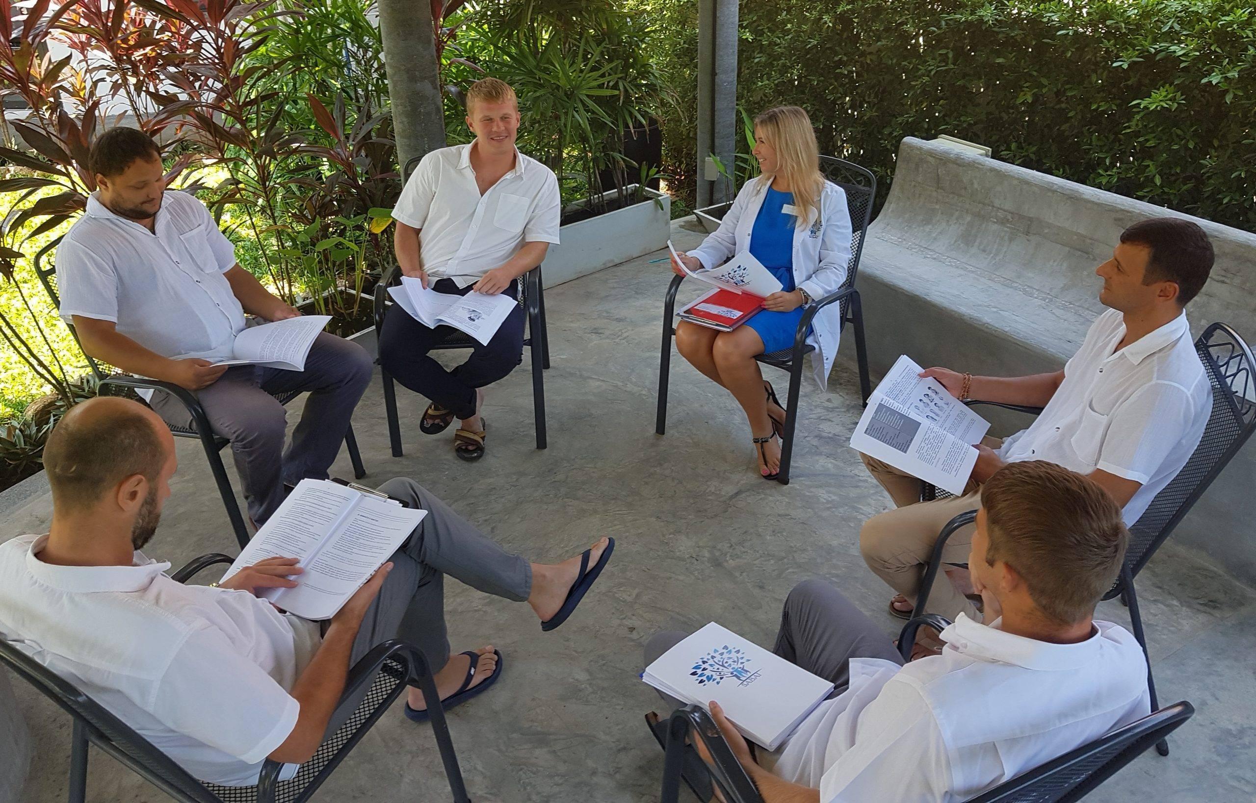 Лечение наркозависимости в таиланде - реабилитационный центр таиланд
