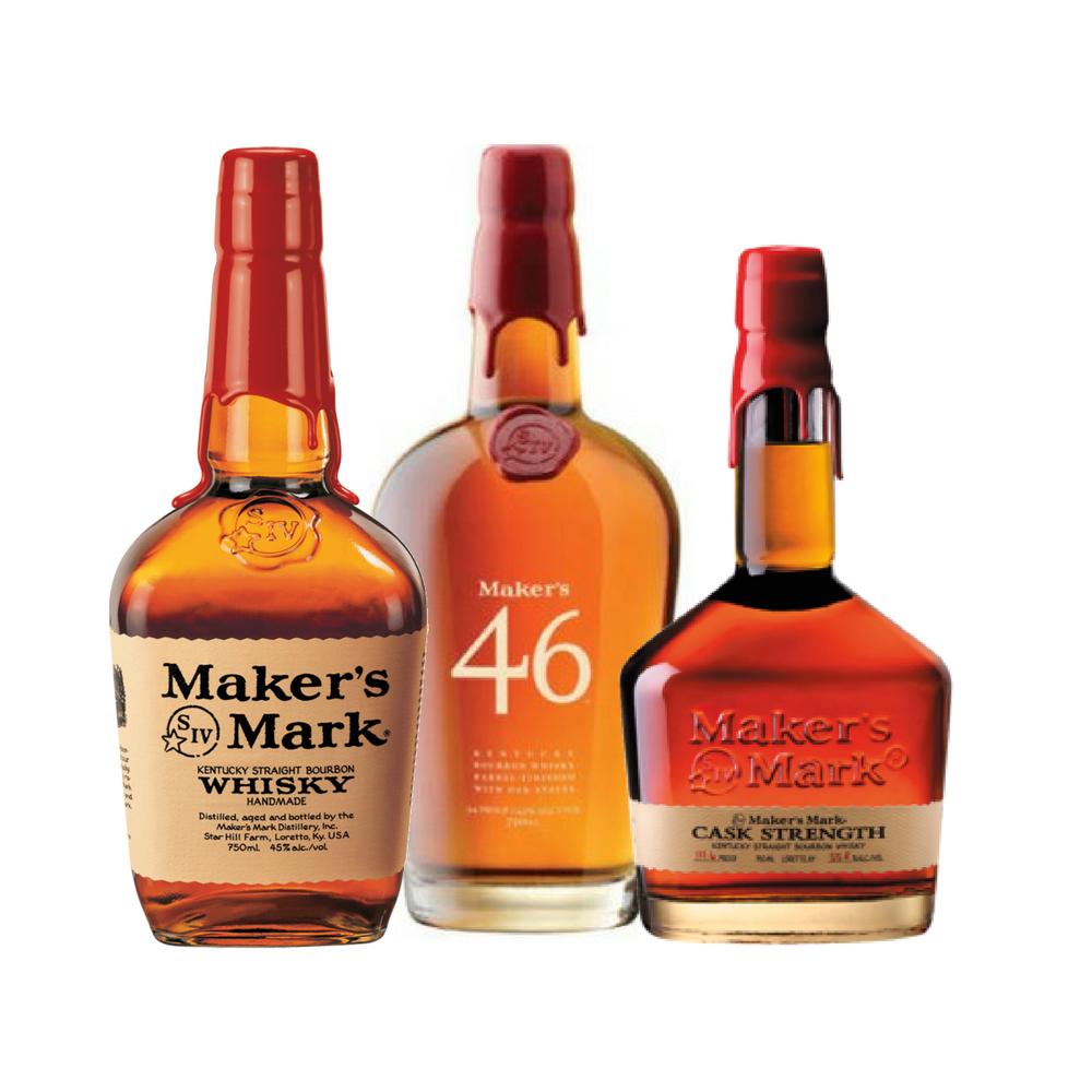 Maker's mark: «сделано вручную» :: история марки :: drinktime.ru