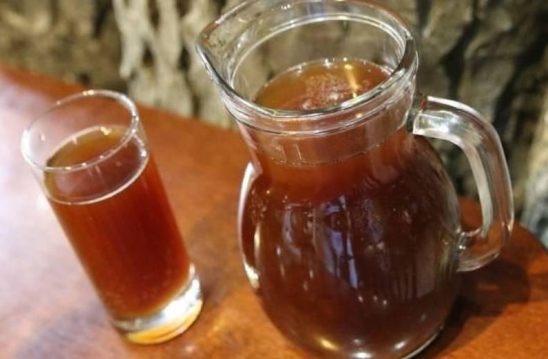 Березовый сок, как сделать квас из березового сока?