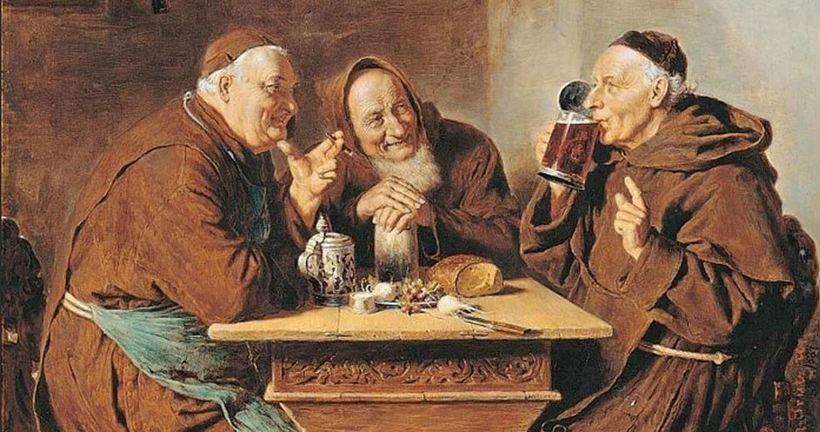 Кто придумал алкоголь: история рождения вина и спирта