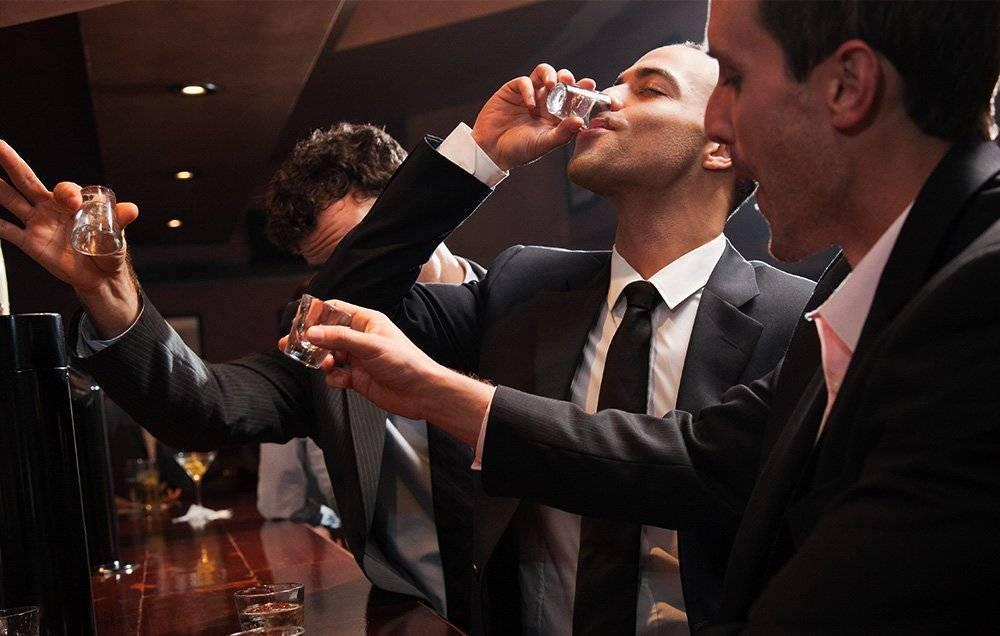 Как пить водку и получать от нее удовольствие