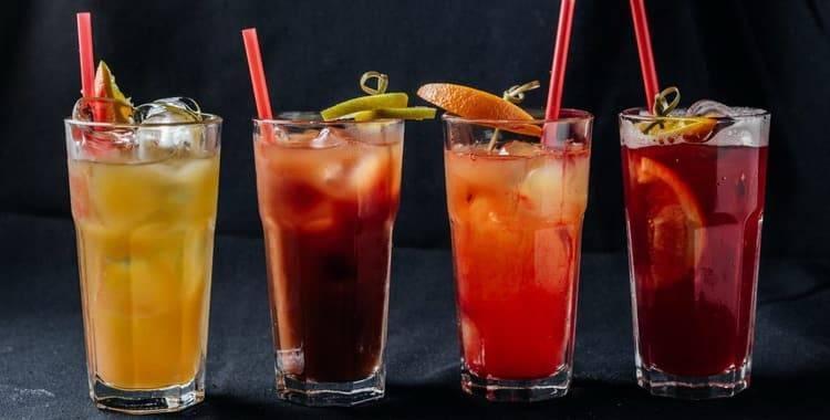 Рецепты коктейлей с текилой