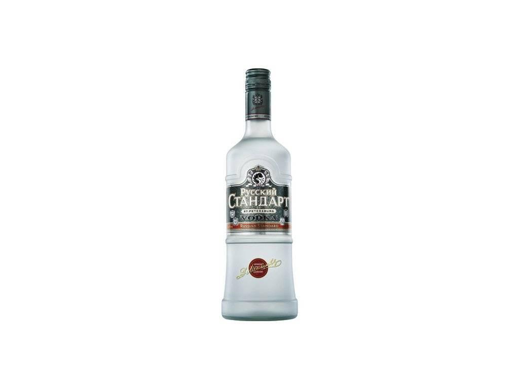 Все о водке русский стандарт