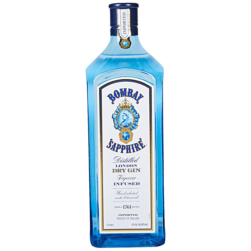 Знаменитые джины – «бомбей сапфир»