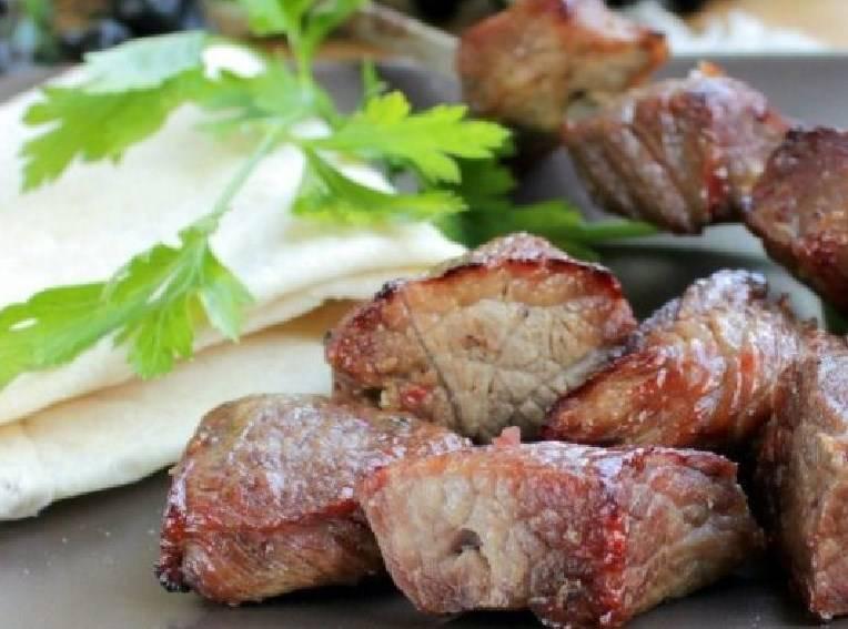 Шашлык из свинины маринад самый вкусный чтобы мясо было мягким