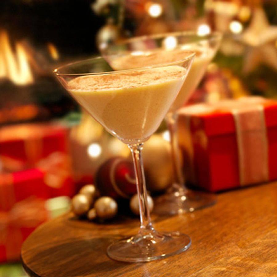 Алкоголь на новый год: лучшие новогодние напитки