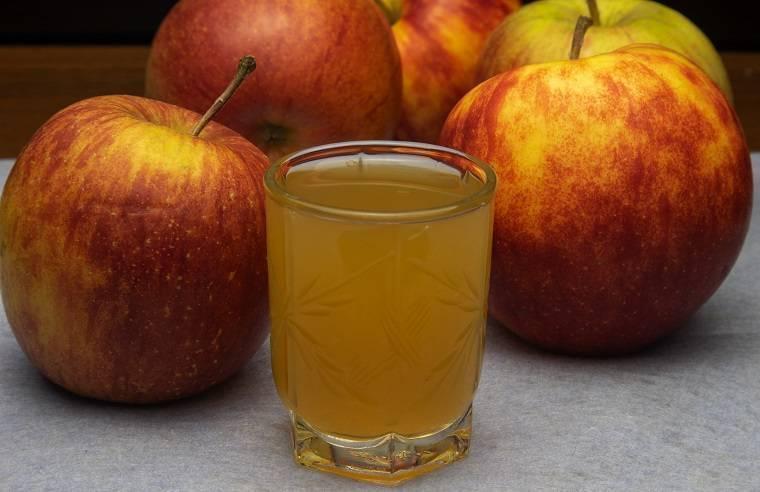 Самогон из яблок в домашних условиях: простой рецепт приготовления пошагово с видео