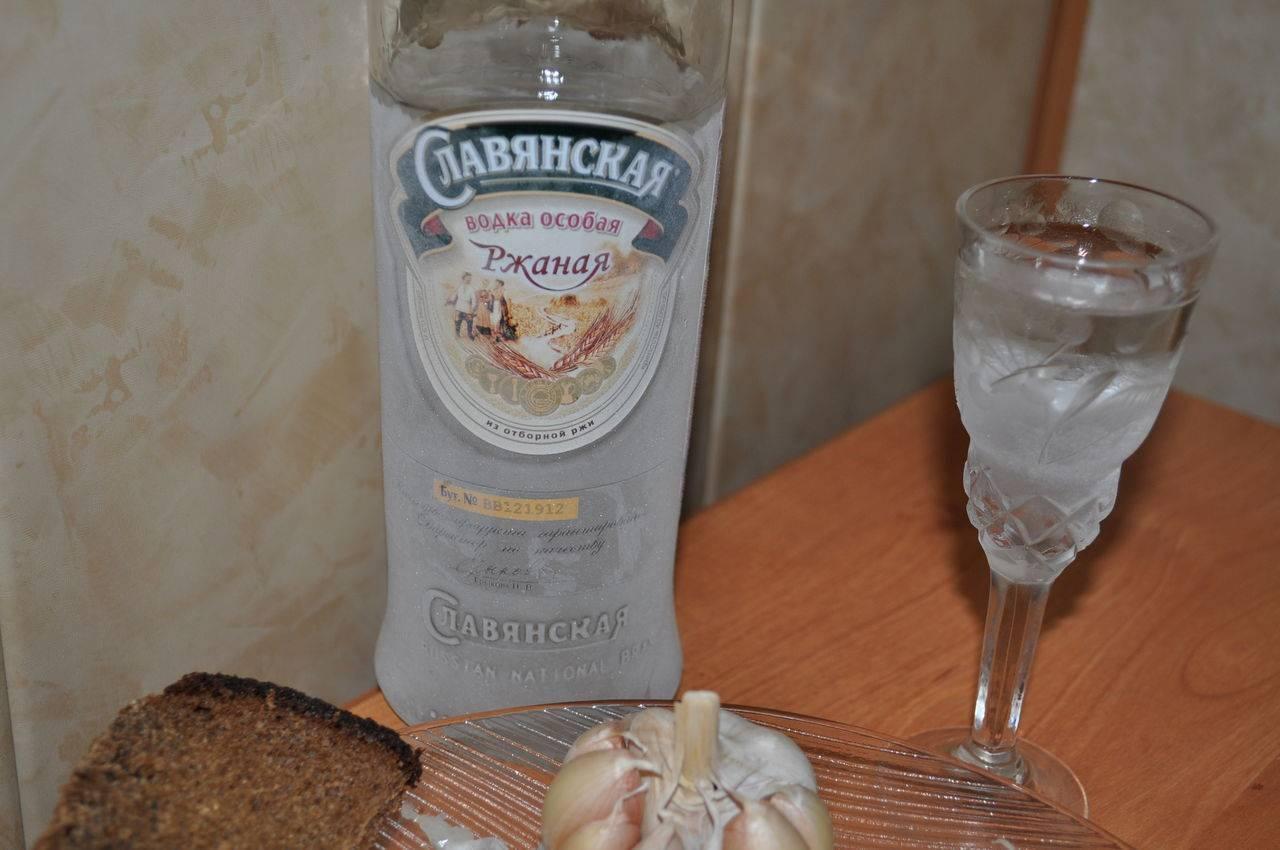 Какая водка лучше: рейтинг российских и зарубежных марок