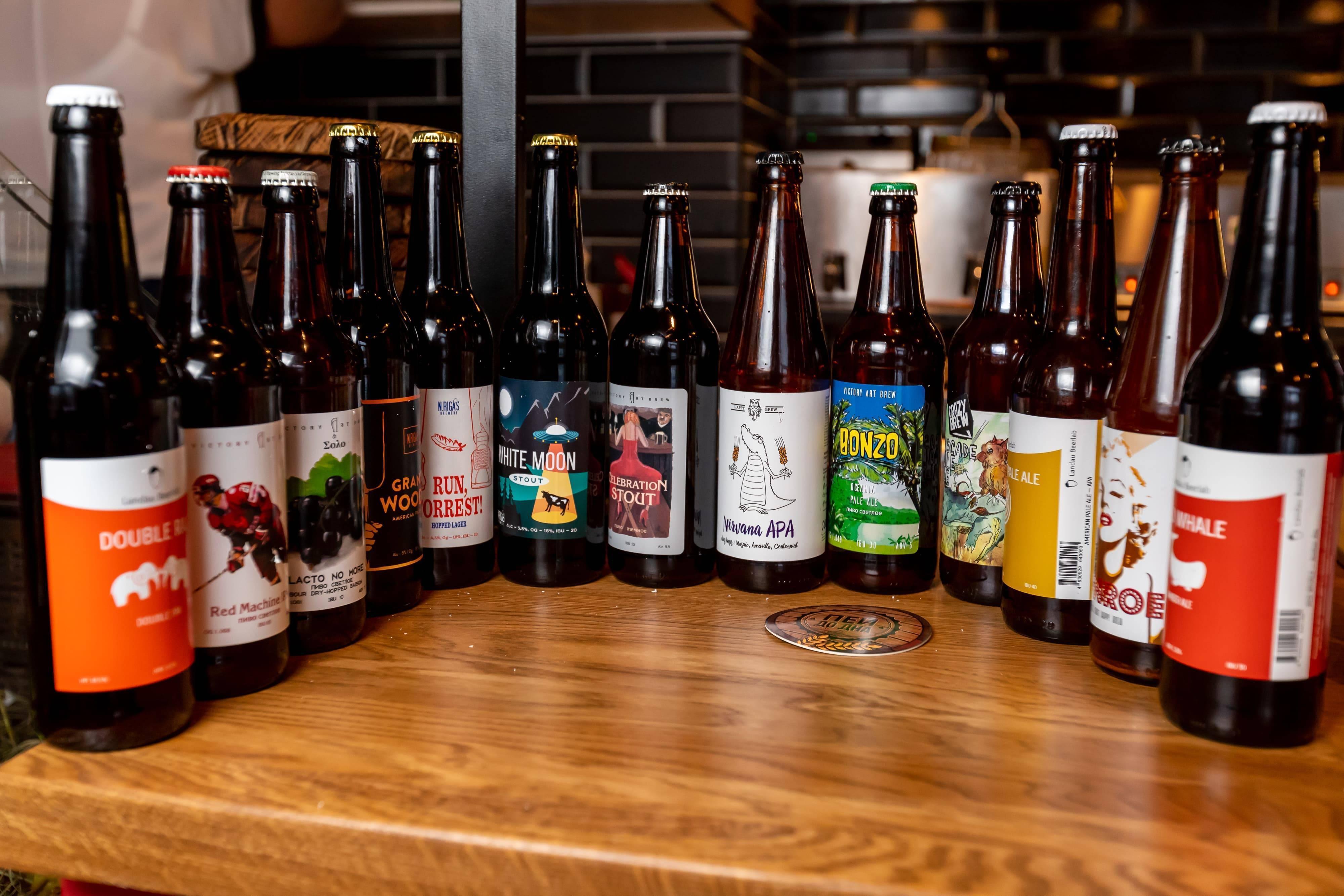 История крафтового пива в терминах — pivo.by