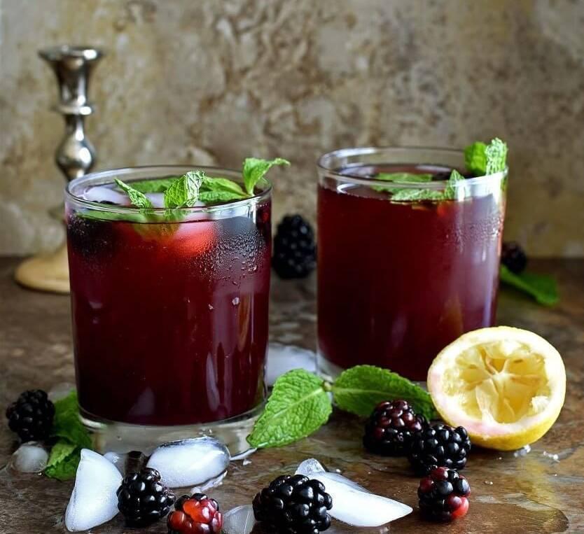 Вино из ежевики в домашних условиях: простой рецепт пошагового приготовления