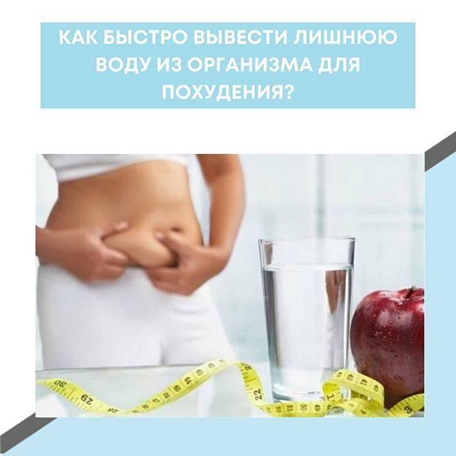 Какие продукты вызывают задержку жидкости в организме