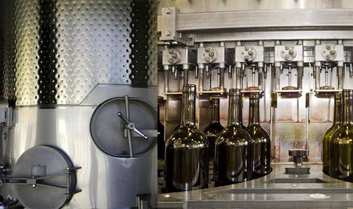 Технология изготовления сухого вина - мой сад