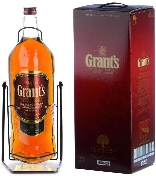 Виски grant's (грантс)