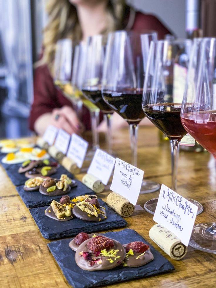 Правила дегустации и вкусовые характеристики вин