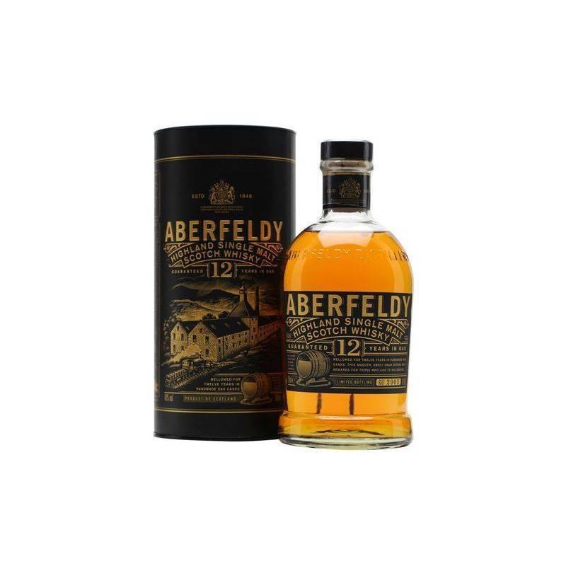 Виски «аберфелди» – история шотландского алкоголя + видео | наливали