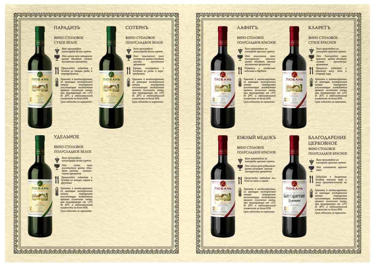 Обзор крымских вин бастардо
