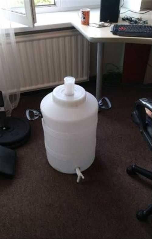 В чем ставить брагу для самогона - выбор емкости для сбраживания браги
