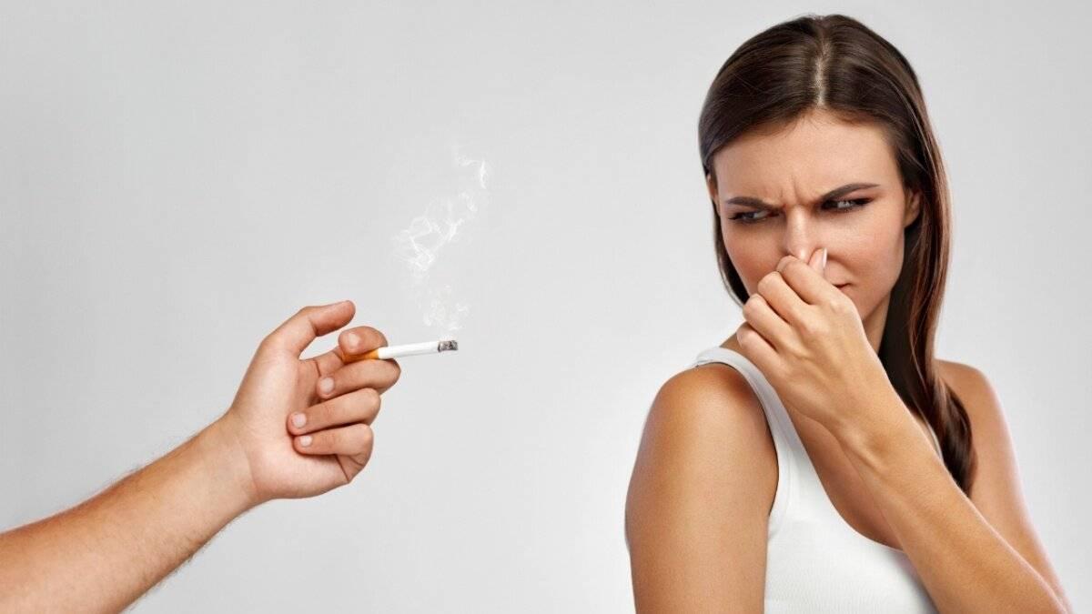 Как избавиться от запаха сигарет изо рта: через сколько выветривается, чем убрать