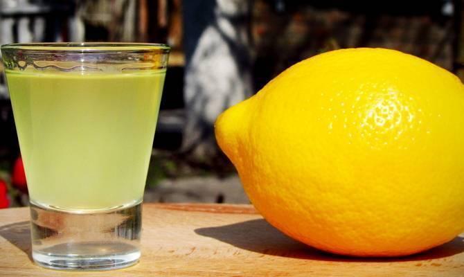 Самогон на лимоне: 10 вкусных и хороших рецептов