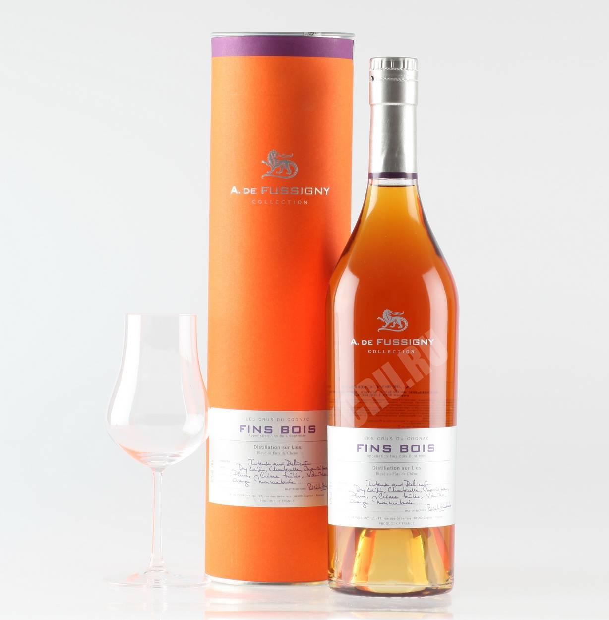 Коньяк a. de fussigny celection (а. де фюссини селекшн): виды, особенности и стоимость напитка