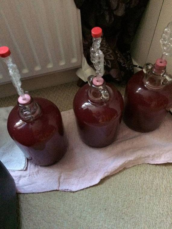 Крепленое вино из винограда в домашних условиях: рецепты