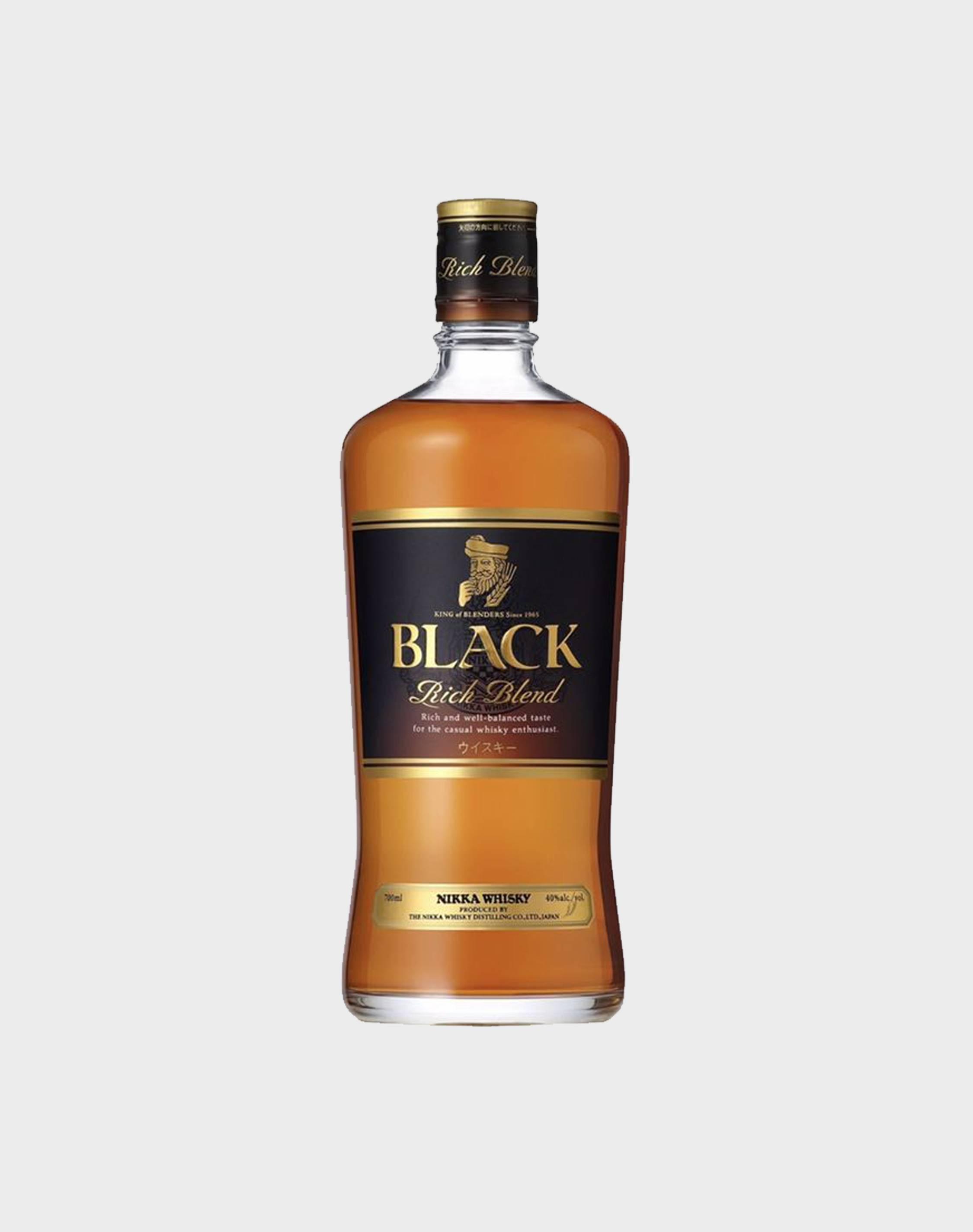 Виски «nikka» blended, 0.7 л — «никка» блендид, 700 мл