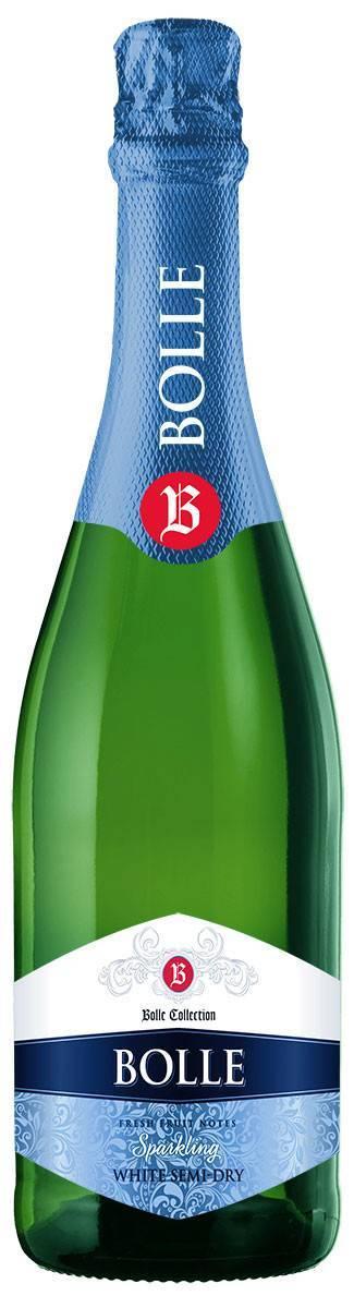Bolle – шампанское или …?