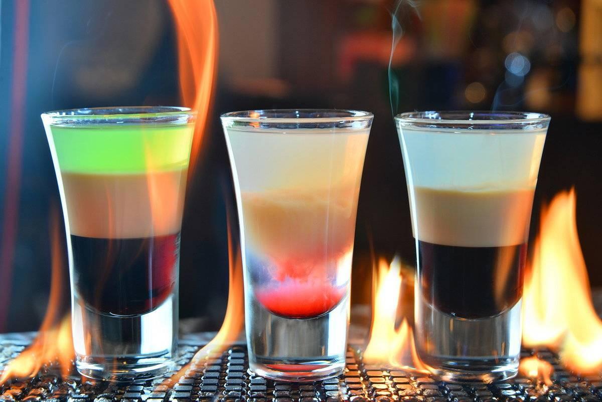 Русский коктейль «боярский»: различные варианты