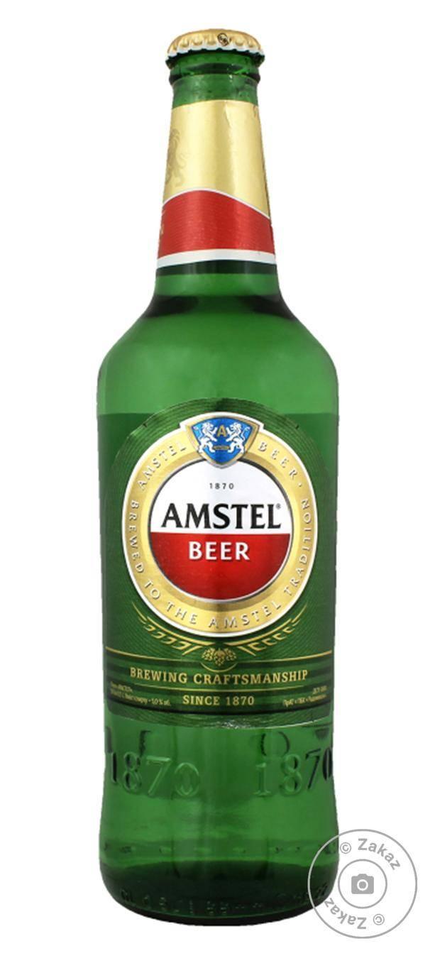 Обзор пива амстел