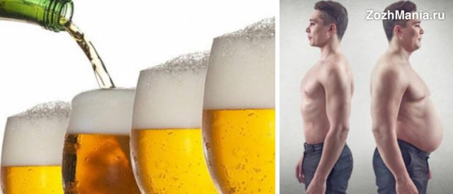 Влияние пива на потенцию у мужчин: последствия для здоровья