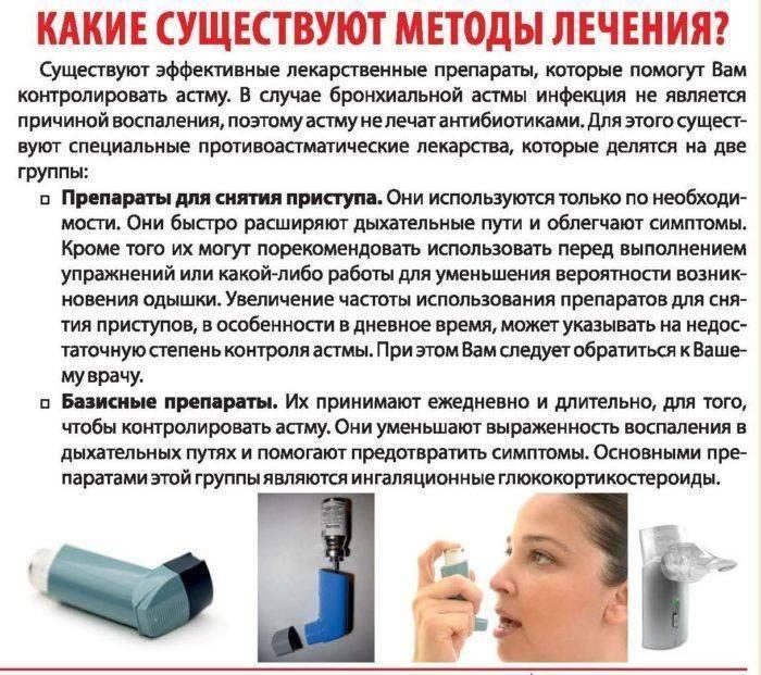 Можно ли пить алкоголь при бронхиальной астме?