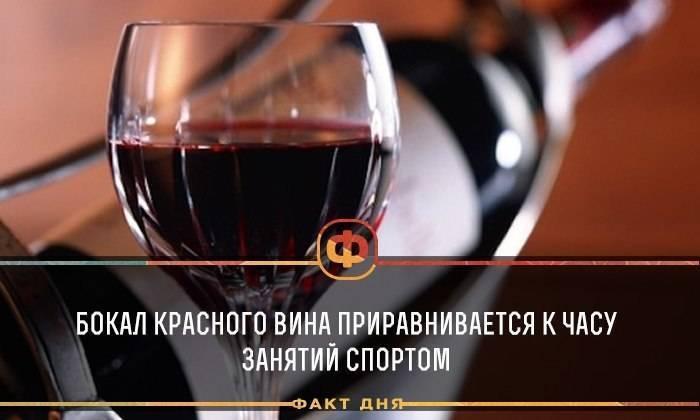 Полезно ли выпивать бокал красного вина каждый день?