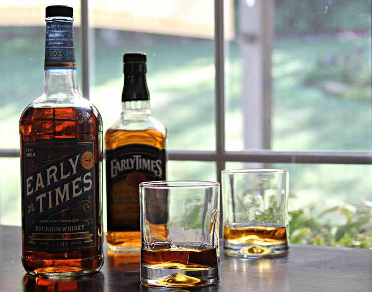 Виски ирли таймс олд 1860 (early times old), часто произносят эрли, и оригинал бурбона: вкус напитков, характеристики, история и особенности производства, цена