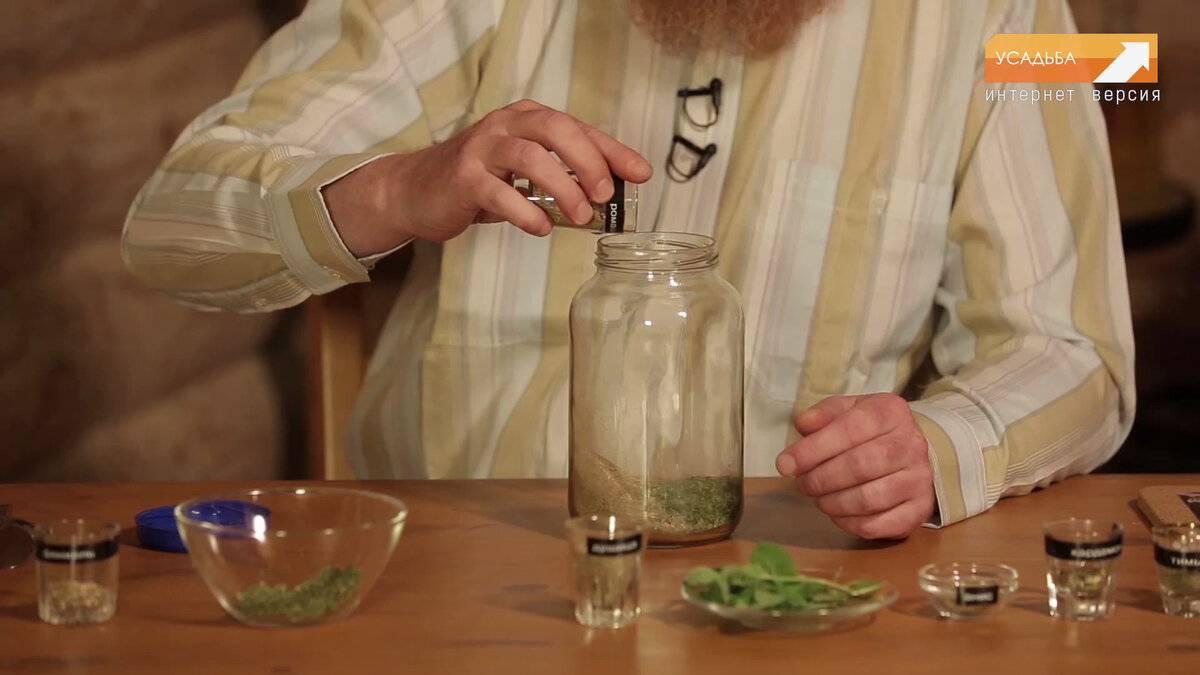 Абсент в домашних условиях из самогона рецепт