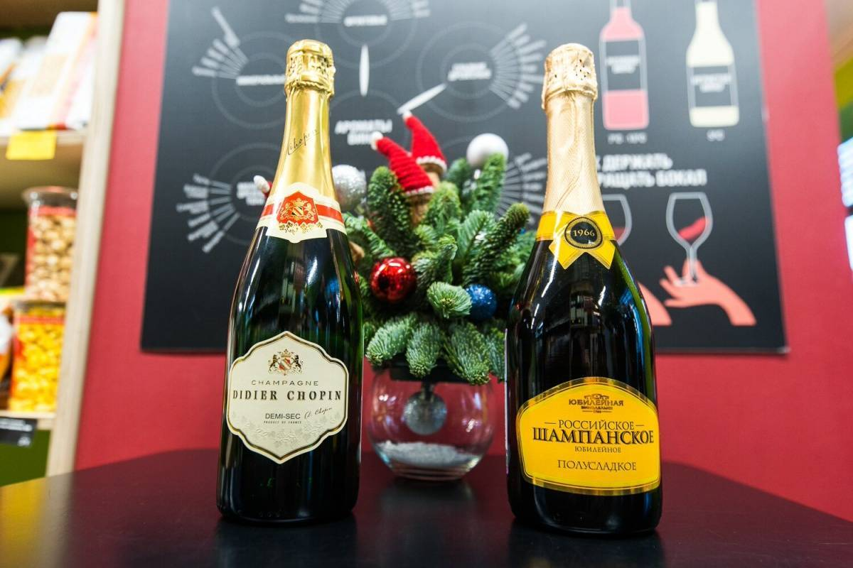 """Рейтинг лучшего шампанского в россии в 2018 году составило """"роскачество"""" - 1rre"""